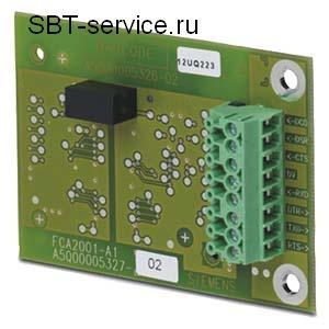 FCA2001-A1 RS232-модуль (изолированный)