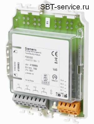 FDCI222 Входной модуль