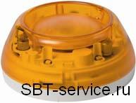FDS229-A Светозвуковой оповещатель тревоги, оранжевый