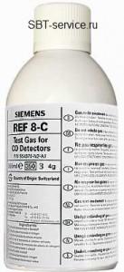 REF8-C Баллон с контрольным газом для дымовых извещателей (с CO)