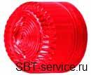 ALB24.1R Мигающая сигнальная лампа - красная